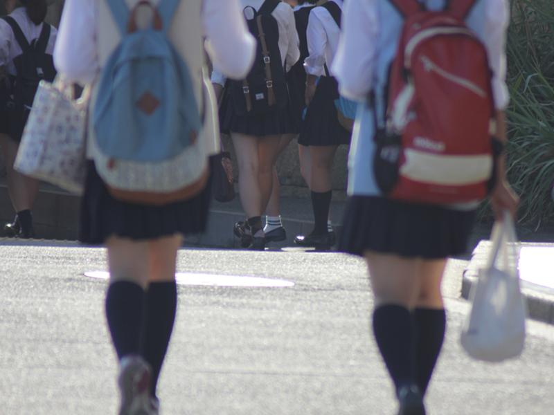 院内ブログ 女子高生の写真